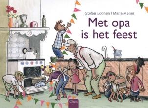 Stefan  Boonen Met opa is het feest