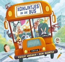 Philip Ardagh , Konijntjes in de bus