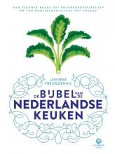 Janneke Vreugdenhil , De bijbel van de Nederlandse keuken