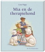 Lisa Papp , Mia en de therapiehond