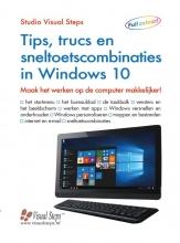 Studio Visual Steps , Tips, trucs en sneltoetscombinaties in Windows 10