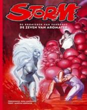 Martin  Lodewijk Storm 12 - De zeven van aromater