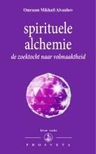 Omraam Mikhaël Aïvanhov , Spirituele alchemie