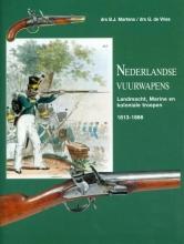 G. de Vries B.J. Martens, Nederlandse vuurwapens 1813-1866