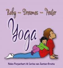 Cerise van Zanten-Ernste Helen Purperhart, Baby - Dreumes - Peuter Yoga