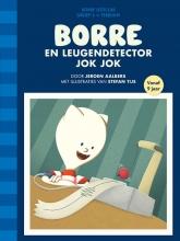 Jeroen  Aalbers Borre en leugendetector Jok Jok