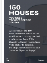 Jacinthe Gigou Thijs Demeulemeester, 150 Houses You Need to Visit Before You Die