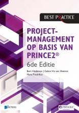 Gabor Vis van Heemst Bert Hedeman  Hans Fredriksz, Projectmanagement op basis van PRINCE