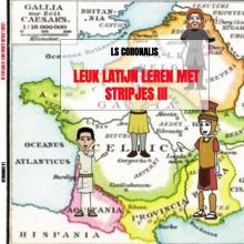 Ls Coronalis , Leuk Latijn leren met stripjes III