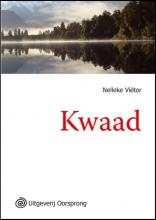 Nelleke  Vietor Kwaad -grote letter uitgave
