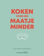 Hilde  Deweer, Marie  Bossuyt Koken voor een maatje minder
