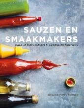 Caroline Dafgård Widnersson , Sauzen en smaakmakers