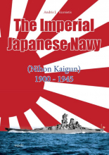 Andris J.  Kursietis The imperial Japanese navy
