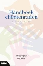 Steven Jellinghaus Jolande Janssen, Handboek cliëntenraden