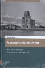 Mathilde  Kang Languages and Culture in History Francophonie en Orient