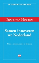Frans Van Houten , Samen innoveren we Nederland