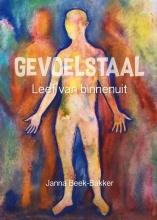 Janna Beek-Bakker , Gevoelstaal