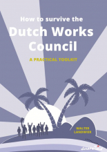 Walter Landwier , How to Survive the Dutch Works Council