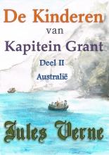 Jules  Verne De kinderen van Kapitein Grant Deel II - Australi?