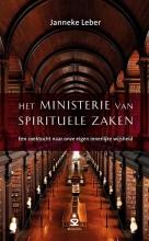 Janneke Leber , Het ministerie van spirituele zaken