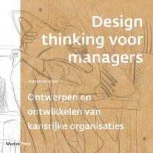Steven de Groot , Design thinking voor managers