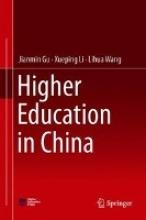 Gu, Jianmin Higher Education in China