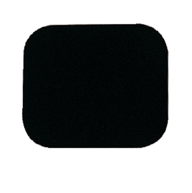 ,Muismat Fellowes standaard 200x228x4mm zwart