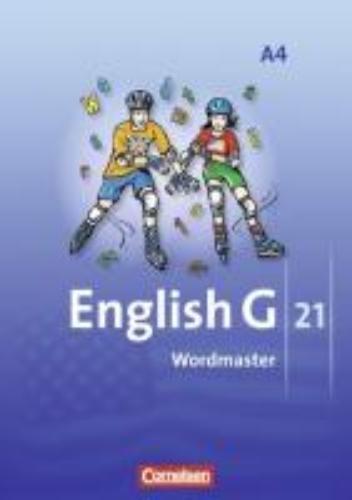 Neudecker, Wolfgang,   Schwarz, Hellmut,English G 21. Ausgabe A 4. Wordmaster