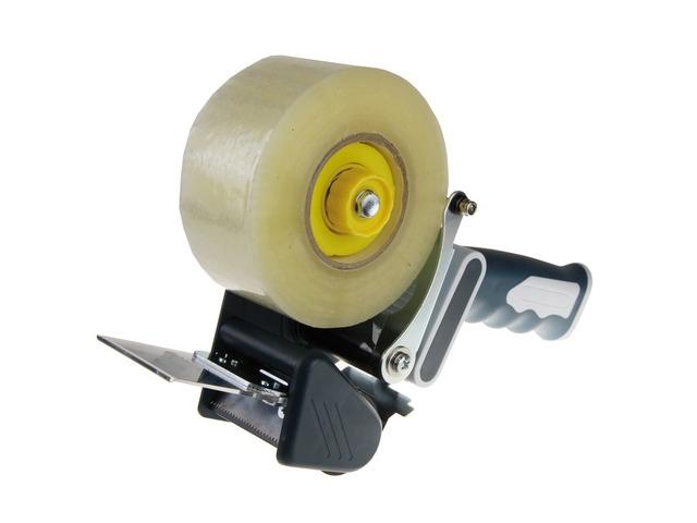 ,handdozensluiter Raadhuis geschikt voor 150m x 50mm         verpakkingstape
