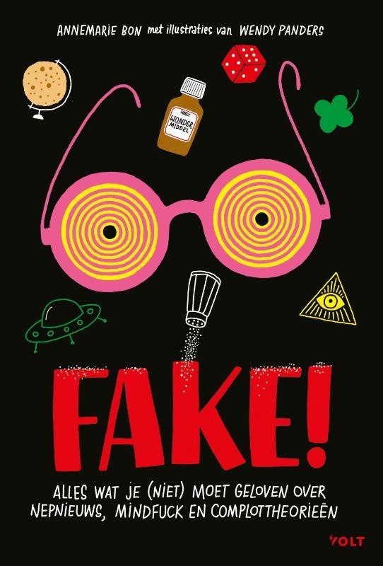 Annemarie Bon,Fake!