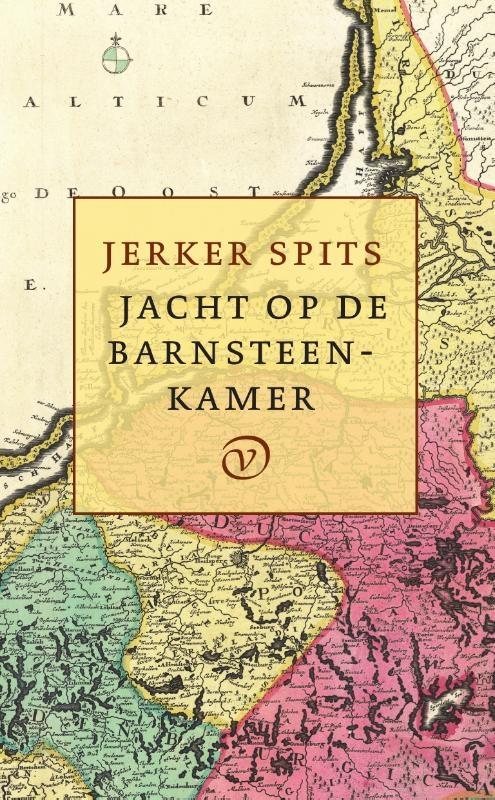 Jerker Spits,Jacht op de barnsteenkamer