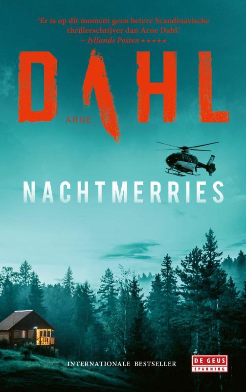 Arne Dahl,Nachtmerries