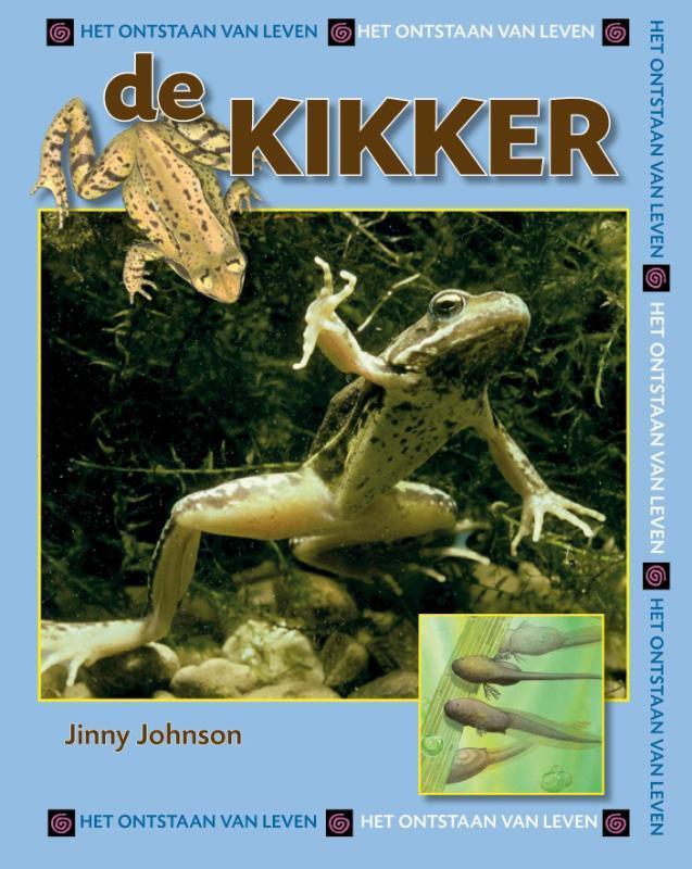 Jinny  Johnson,Kikker