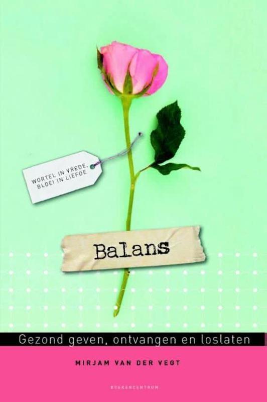 Mirjam van der Vegt,Balans