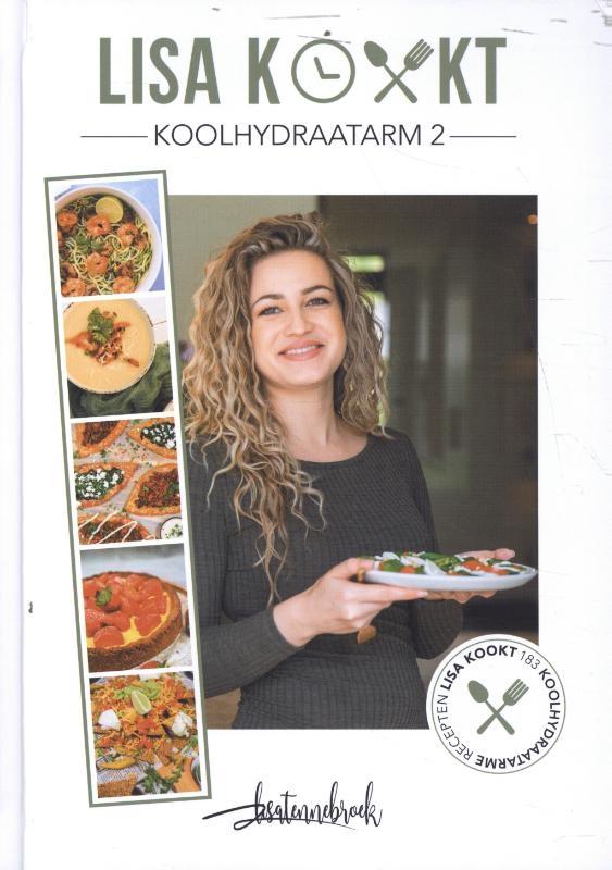 Lisa Tennebroek,Lisa kookt koolhydraatarm 2
