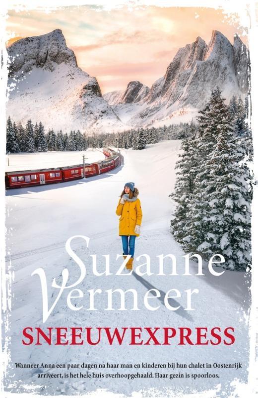 Suzanne Vermeer,Sneeuwexpress