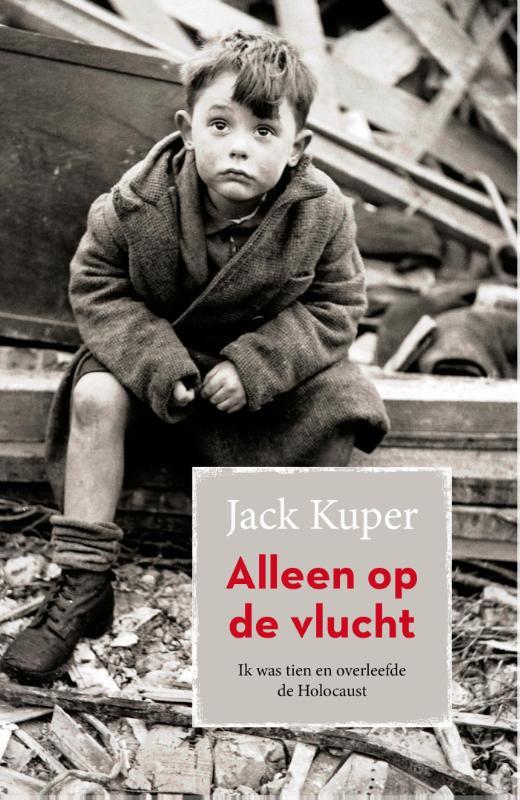 Jack Kuper,Alleen op de vlucht