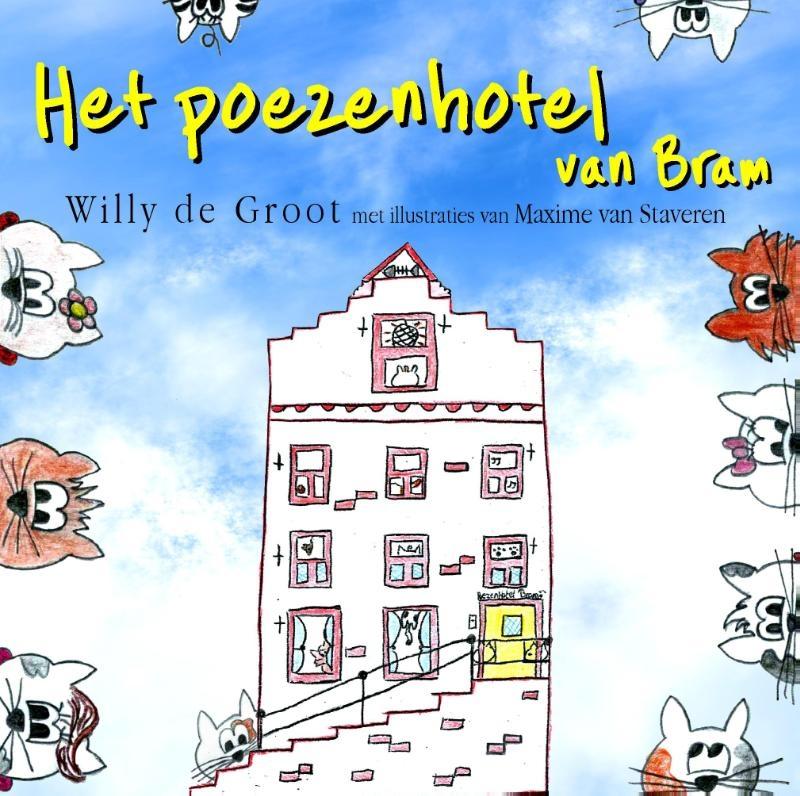 Willy de Groot,Het poezenhotel van Bram