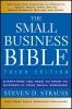 Strauss, Steven D.,The Small Business Bible