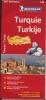 <b>MICHELIN WEGENKAART 758 TURKIJE</b>,
