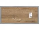 ,glasmagneetbord Sigel Artverum 1300x550x15mm Natural Wood