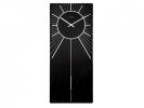 ,<b>Wandklok NeXtime 30 x70 cm, glas, `Heavenly`</b>