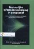 J.B.T. Bergsma  Ra, O.C. van Leeuwen,Bestuurlijke informatieverzorging in perspectief