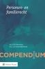 <b>S.F.M.  Wortmann, J. van Duijvendijk-Brand</b>,Compendium van het personen- en familierecht