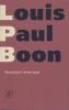 Louis Paul Boom,Boontje's reservaat