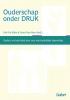 E. De Belie, Geert Van Hove,OUDERSCHAP ONDER DRUK