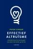 <b>Peter  Singer</b>,Effectief Altruïsme