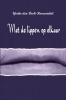 Yvette  Yvette den Brok-Rouwendal ,Met de lippen op elkaar