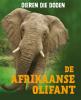 Colleen  Sexton ,De Afrikaanse olifant