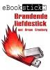 eBookstick,Brandende liefdestick